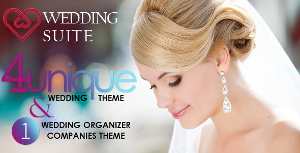 Top 5 Attractive WordPress Wedding Themes