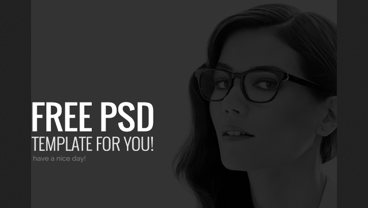 10 Free High Quality Website Templates PSDs to Download