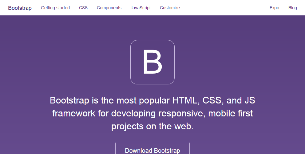 getbootstrap