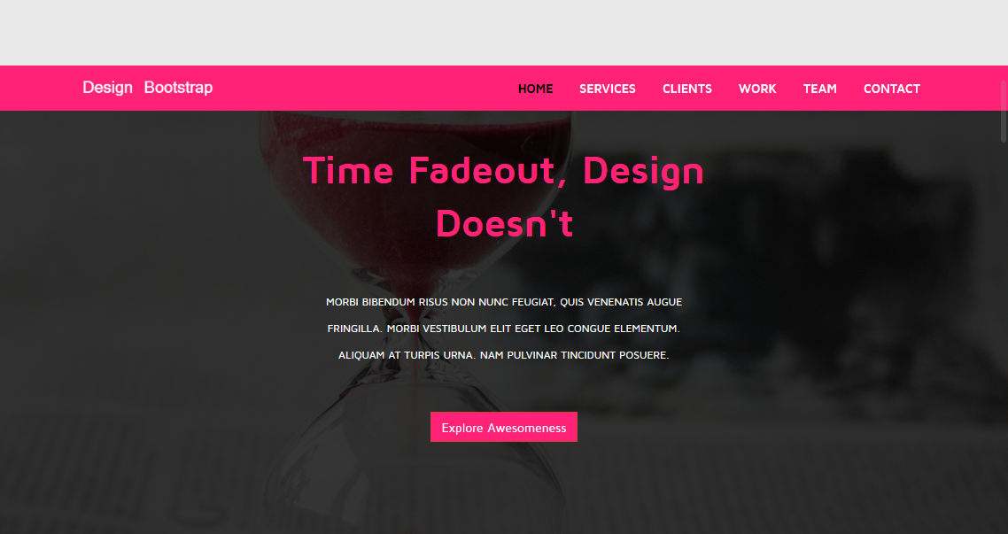 10 Best Free Bootstrap Templates 2015