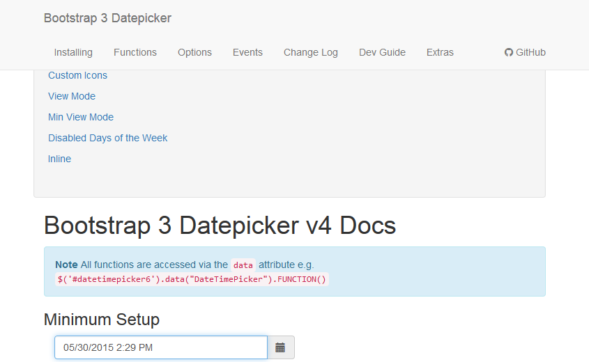 datepicker-bootstrap