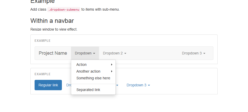bootstrap-dropdown
