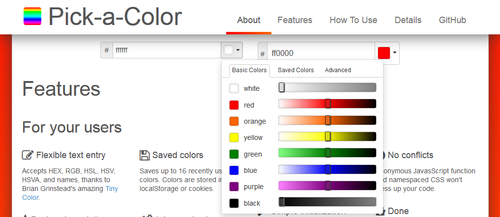 jQuery-color-picker