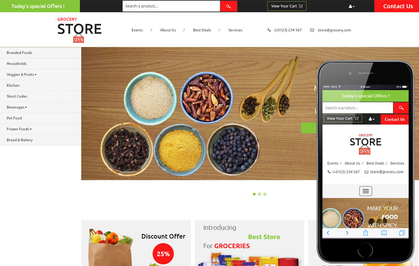 bootstrap-ecommerce template download