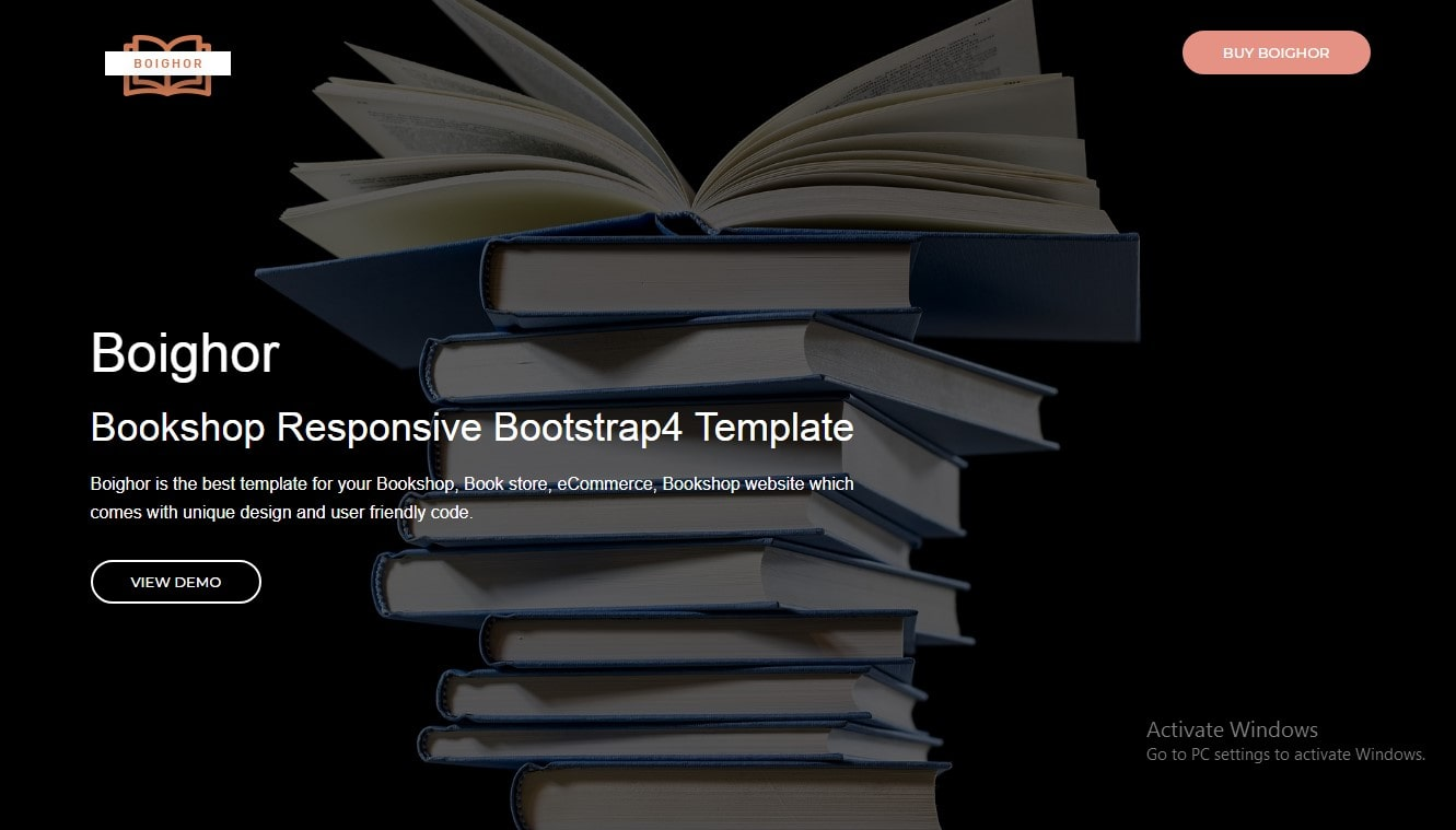 download ootstrap ecommerce