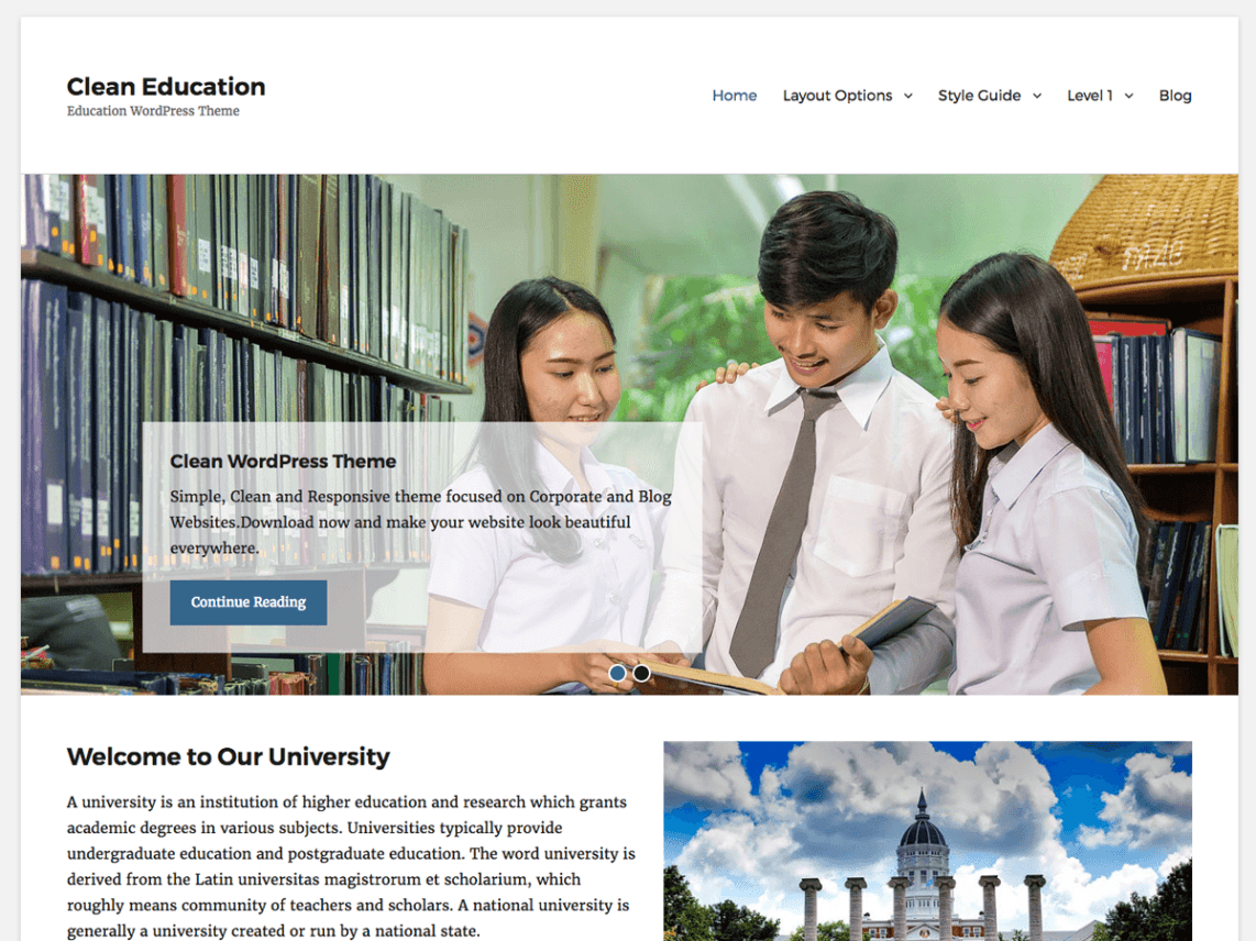 educational themes free