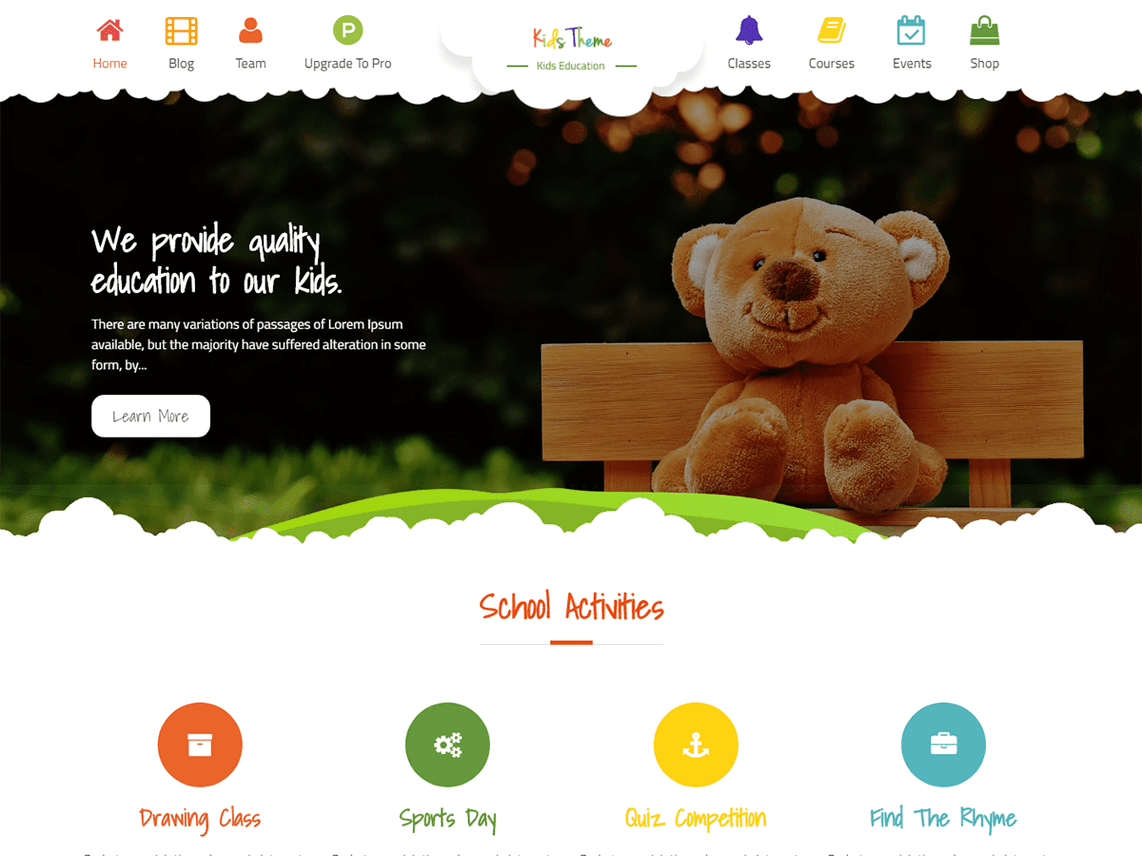 free wordpress responsive theme downlaod