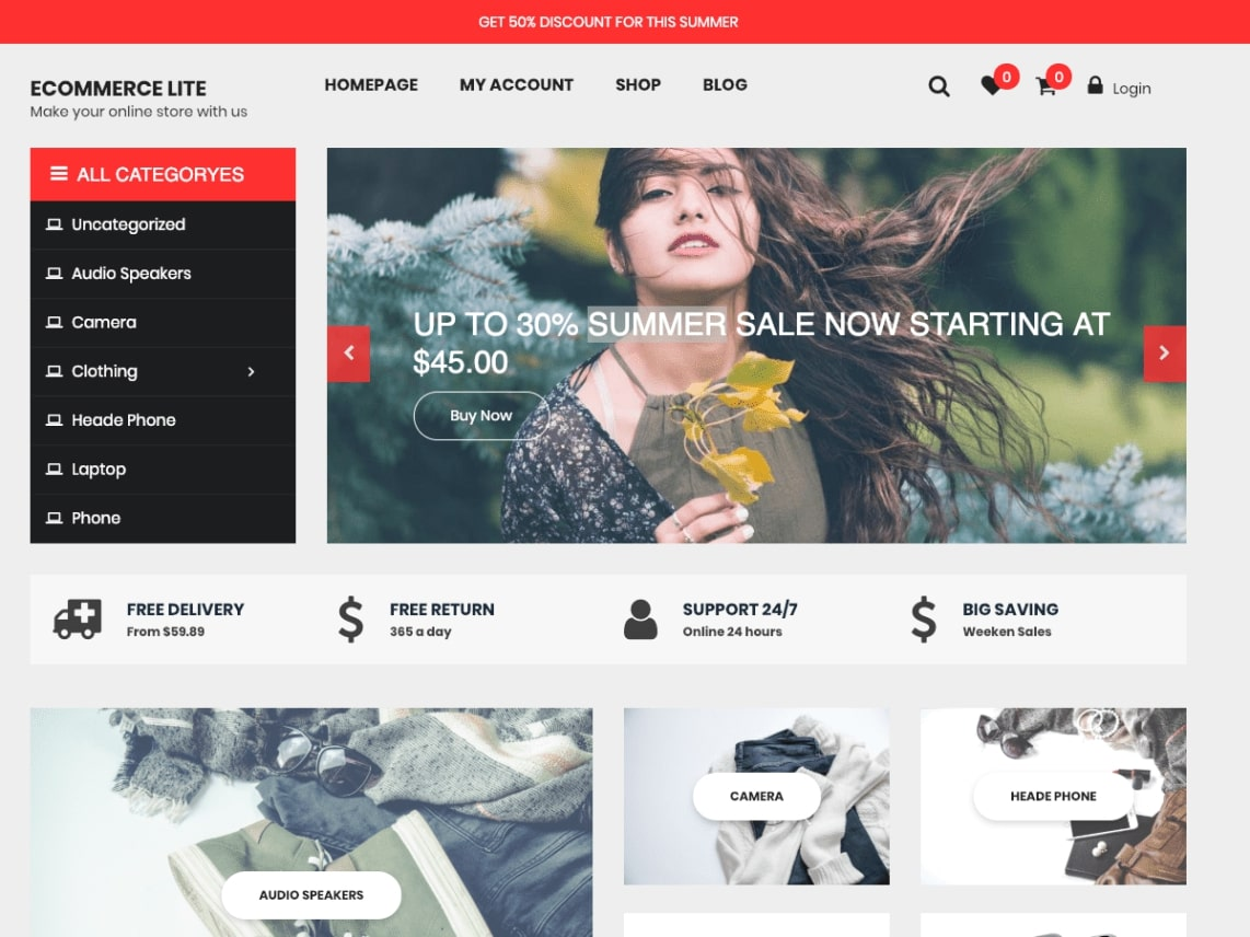 best-free-ecommerce-theme