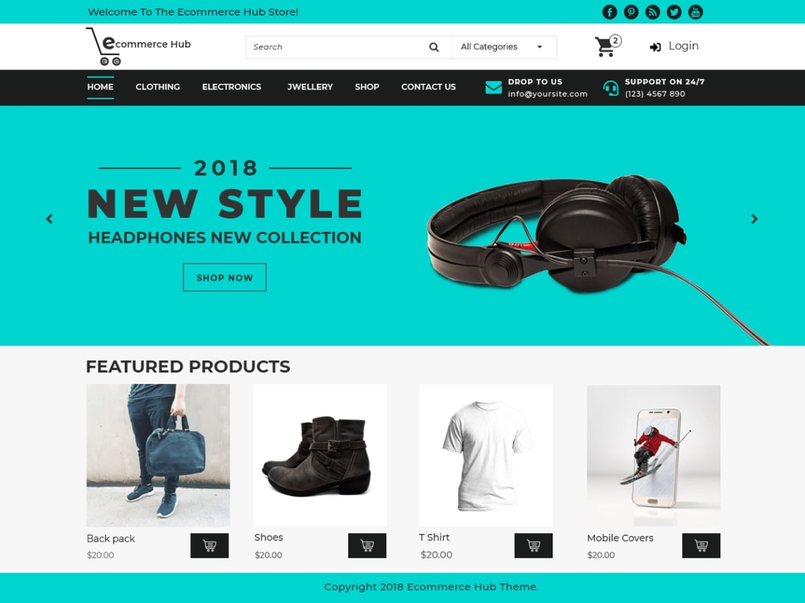 download wordpress ecommerce