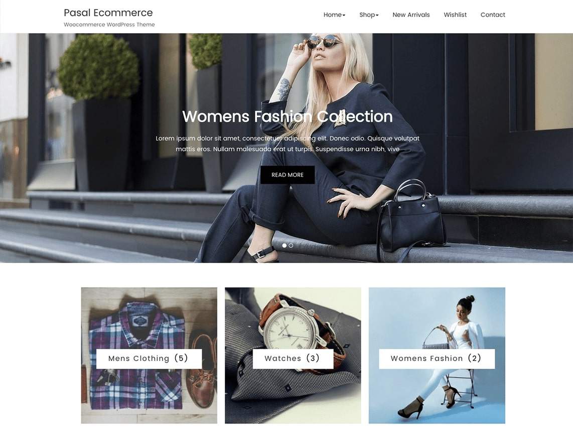 ecommerce theme download