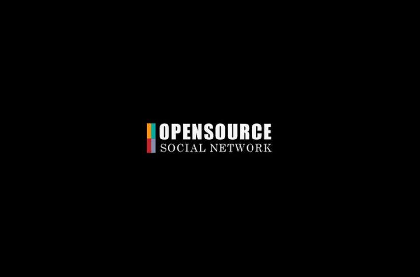 Open Source Social Network
