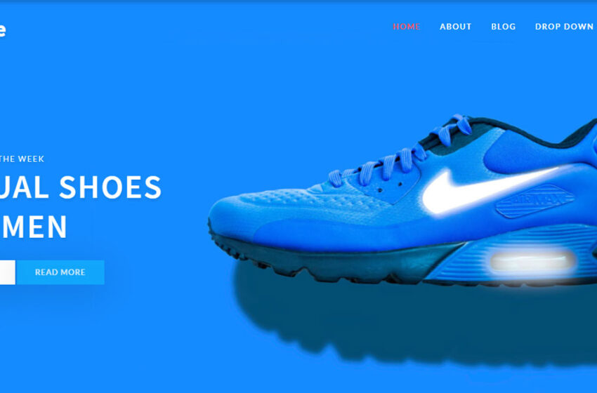 Top 20 Free eCommerce bootstrap Website Templates